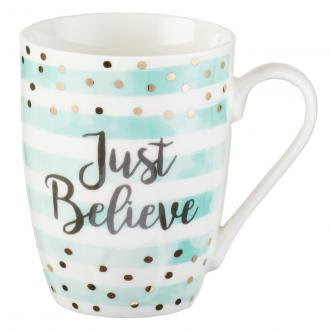 MUG 460 Kopp - Just Believe